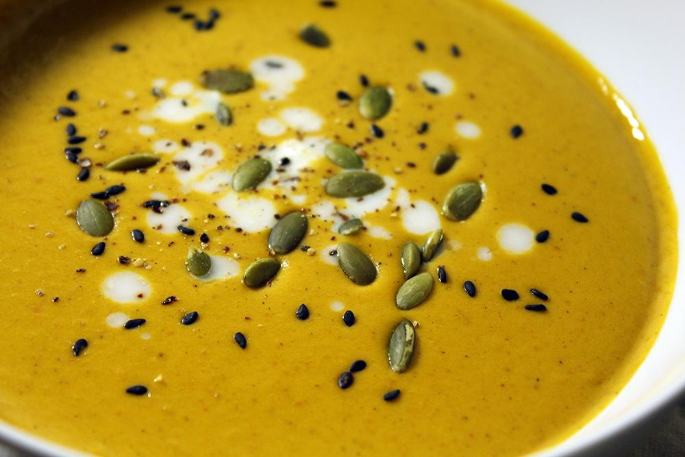 Pumkin Soup 04