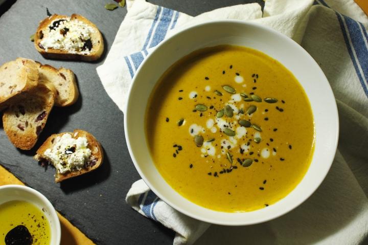 Pumpkin Soup 05
