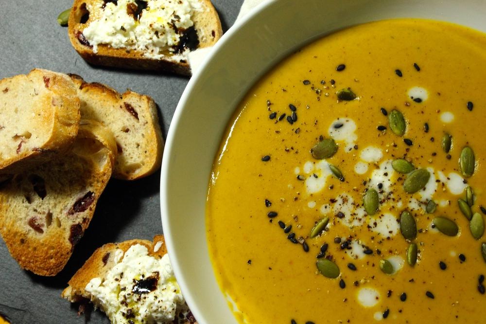 Pumpkin Soup 50